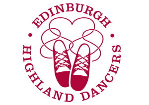 Edinburgh Highland Dancers Logo